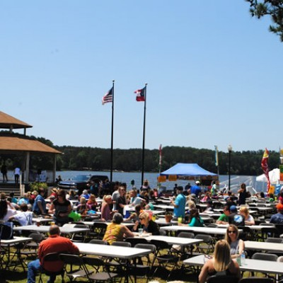 Acworth BBQ festival
