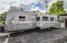Travel Trailer RV Rental Atlanta