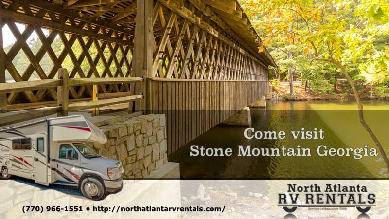 RV Rentals Stone Mountain Georgia