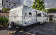 OPEN RANGE LIGHT TRAVEL TRAILER